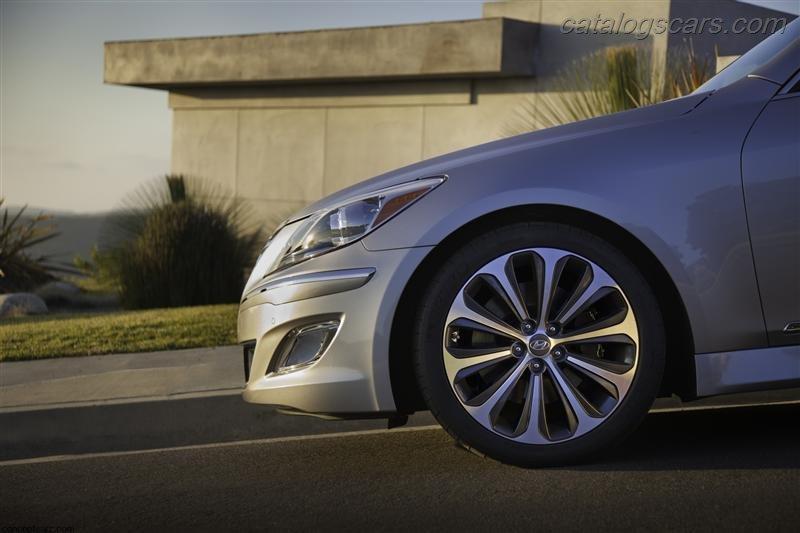 صور سيارة هيونداى جينيسيس 2015 - اجمل خلفيات صور عربية هيونداى جينيسيس 2015 - Hyundai Genesis Photos Hyundai-Genesis-2012-19.jpg