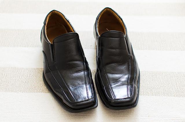 Memilih Sepatu Kerja Pria dalam Kenyamanan Pemakaian Anda