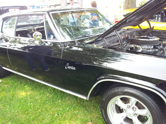 Cool car from Car show in Manotick
