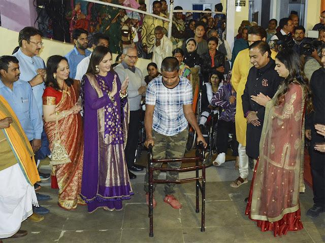 Isha Ambani-Anand Piramal Wedding Photos