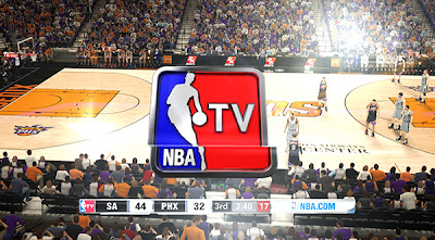 NBA 2K13 Screen Addon for NBA TV Mod