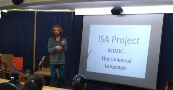 Music the Universal Language (ISA Project)