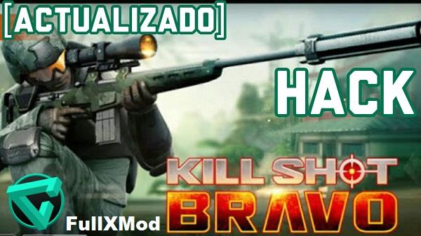 Kill Shot Bravo Mod Hack Apk
