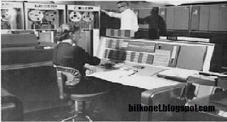 Sejarah Komputer - Generasi Kedua