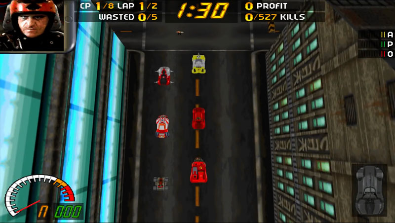 Carmageddon Captura de pantalla 4