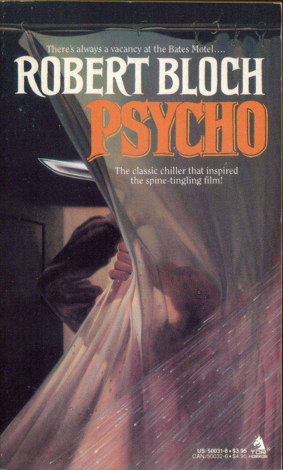 A Full Examination of Robert Bloch's 'Psycho' (Review)
