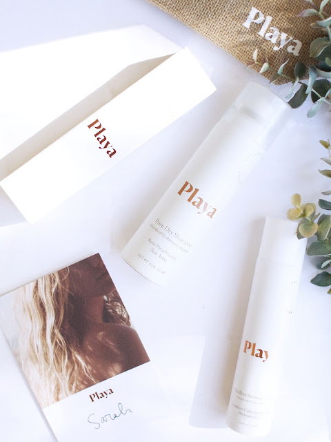 Playa, haircare, Botanical, Beauty, bblogger, California, Shelby Wild