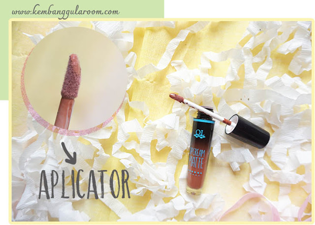 ql cosmetic lip cream matte nude series