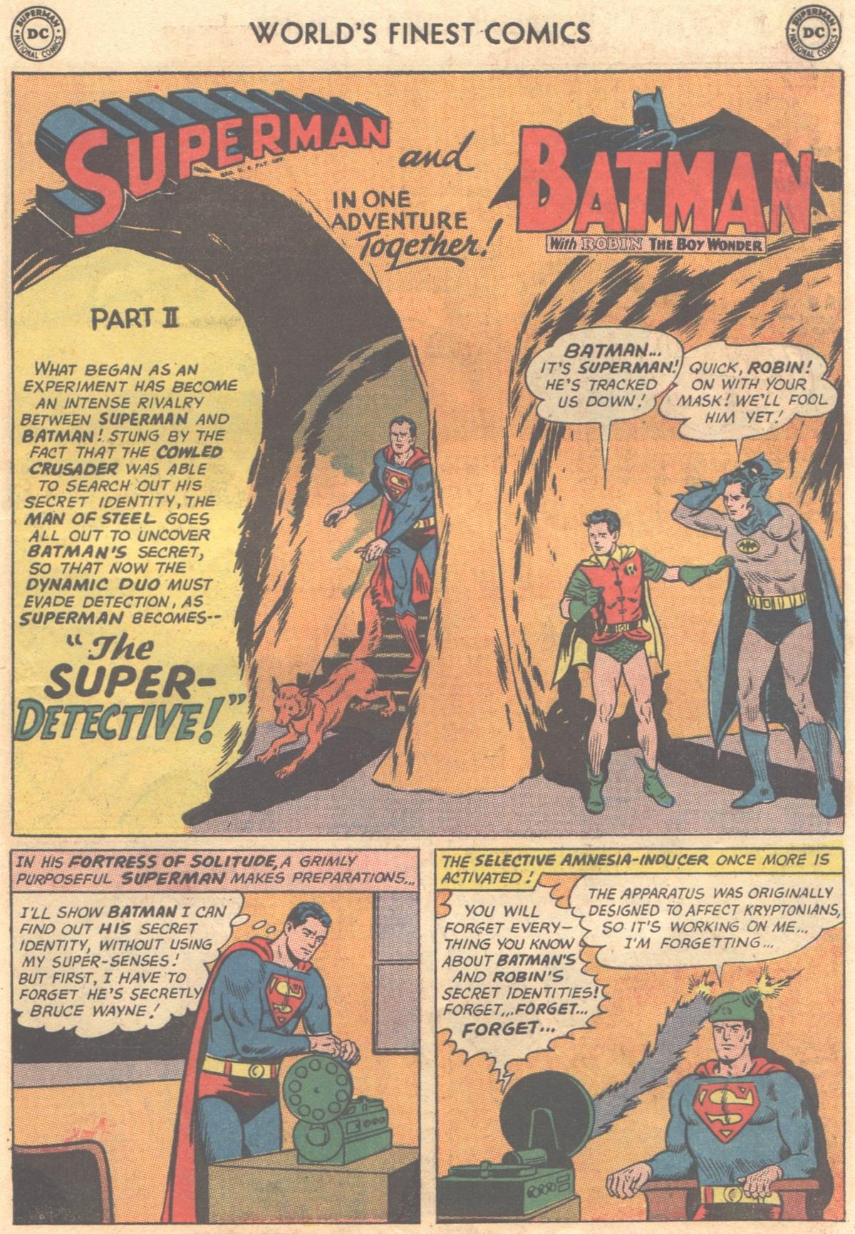 Read online World's Finest Comics comic -  Issue #149 - 15