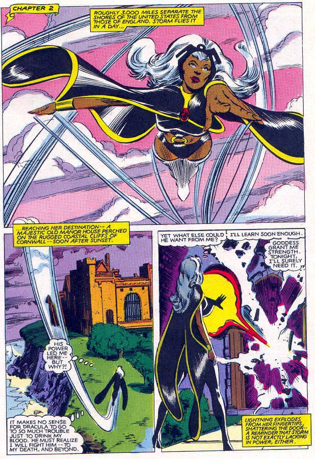 Read online Uncanny X-Men (1963) comic -  Issue # _Annual 6 - 15