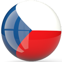 czech republik flag PNG
