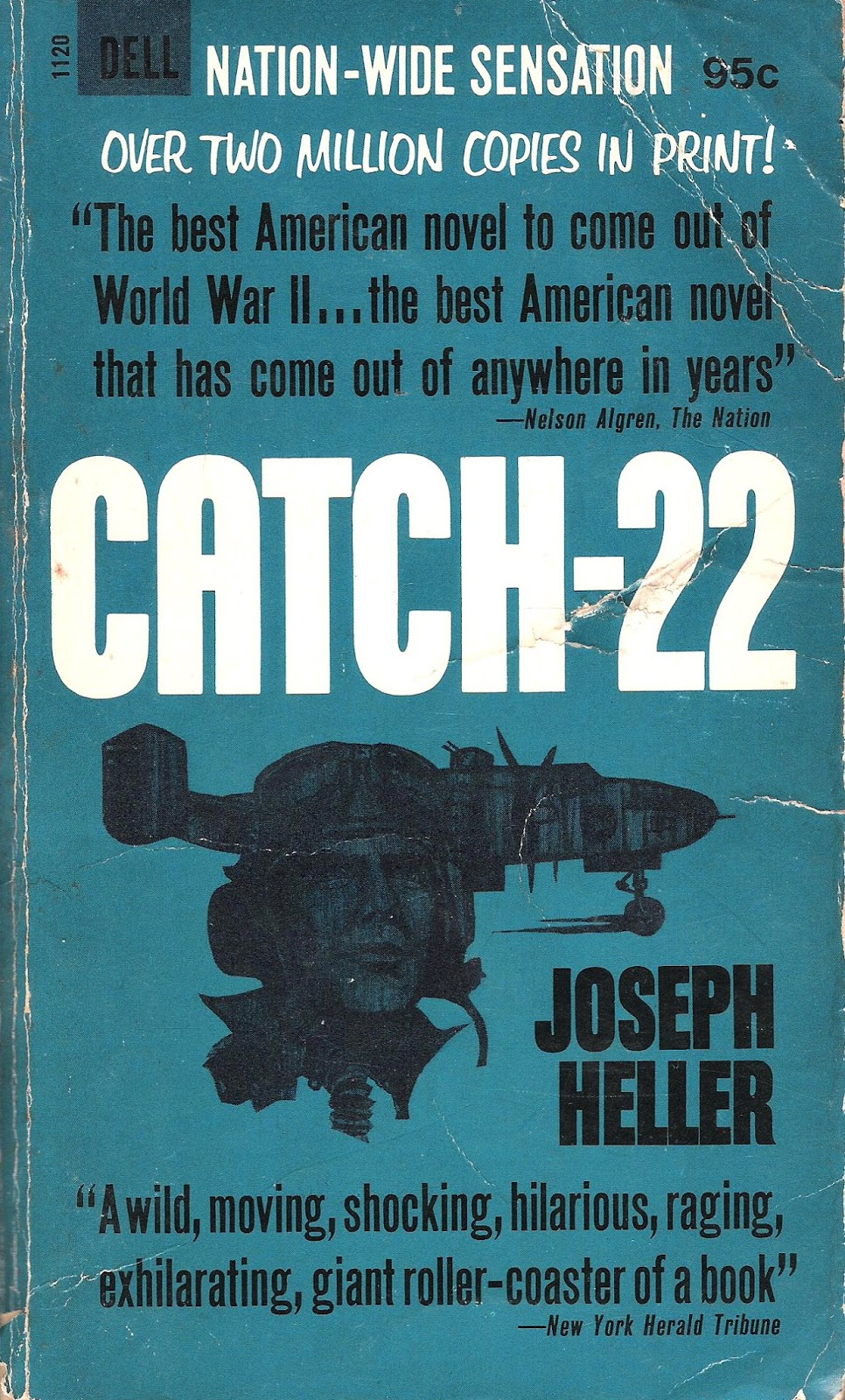 the classic american literature catch 22 by joseph heller Find great deals on ebay for catch 22 in books about fiction and literature  catch 22 joseph heller classic american literature  catch-22 by joseph heller,.