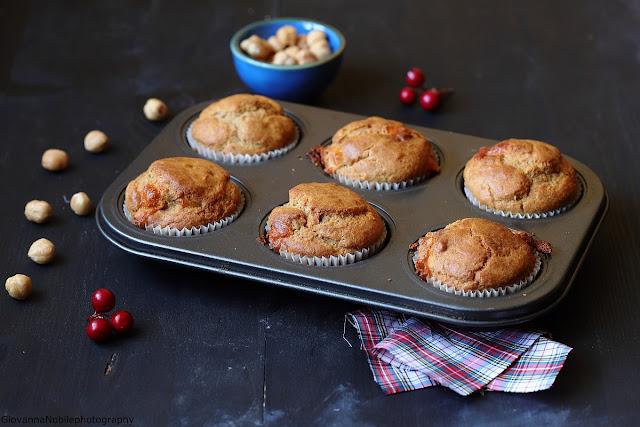 muffin con pecorino