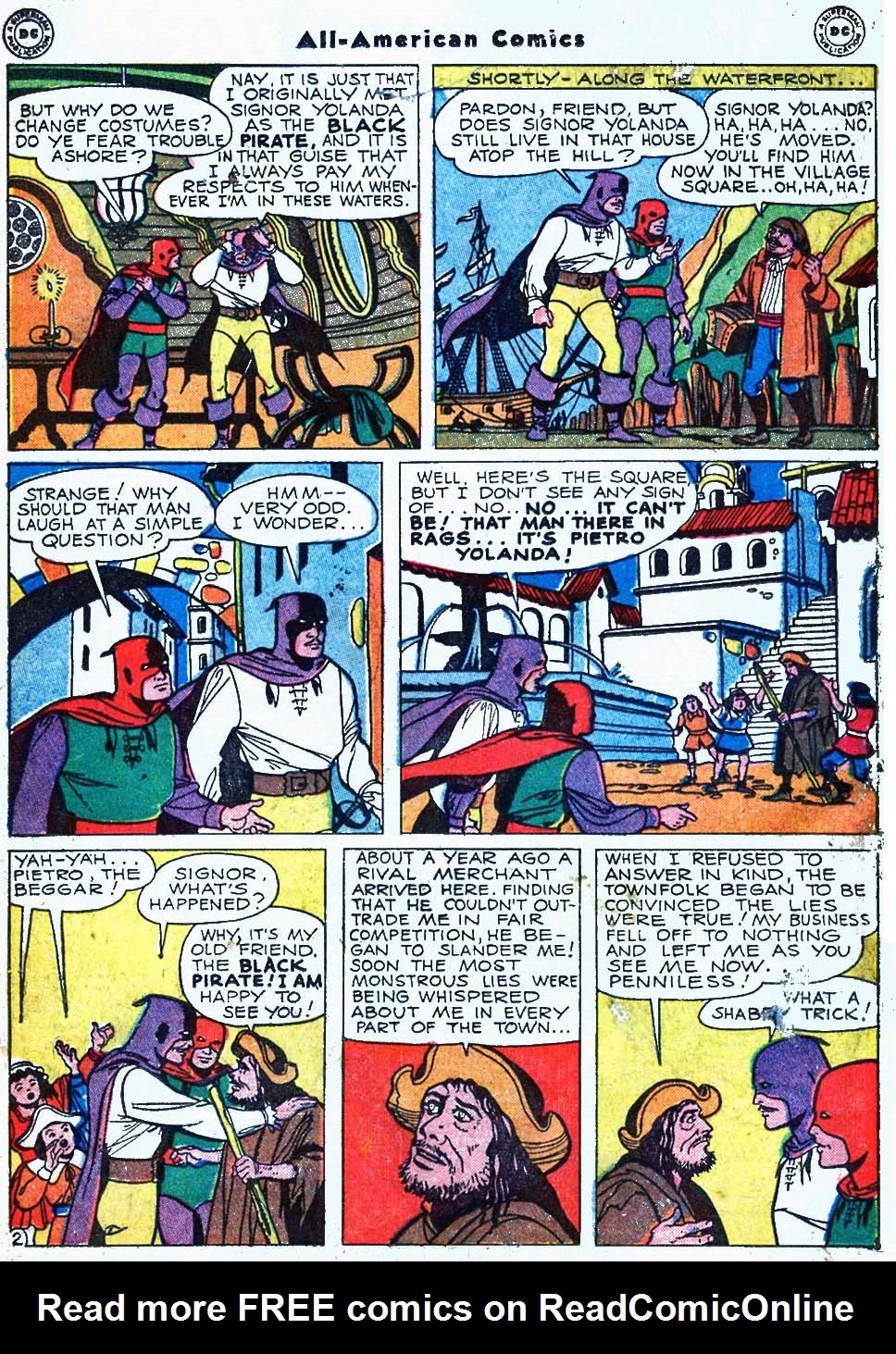 Read online All-American Comics (1939) comic -  Issue #86 - 24