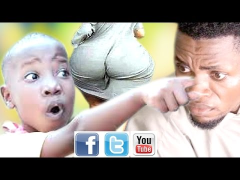 Comedy UNCLE WHY ARE YOU SPEAKING IN TONGUES - 2017 LATEST (EMMANUELLA MARK ANGEL COMEDY EPISODE 105)