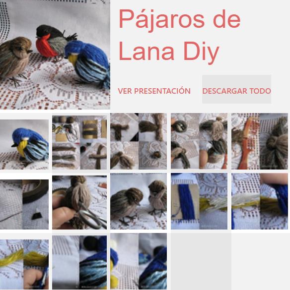 gorriones de lana, amigurimis pájaros, patrones para crochet