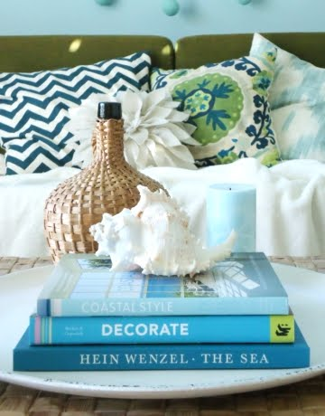 Interior design coffee table books