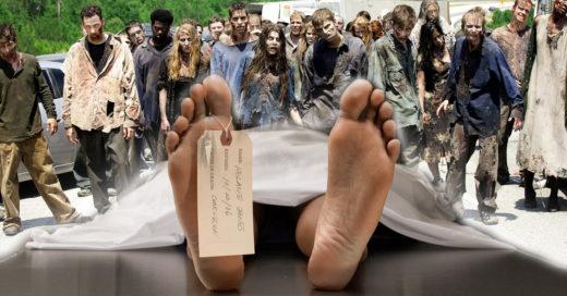Empresa Biotecnología tiene permiso para resucitar muertos