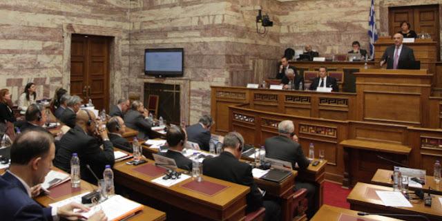 Τούρκος βουλευτής απείλησε την Κύπρο μέσα από την ελληνική Βουλή!