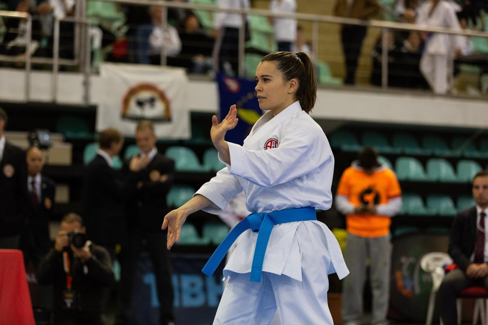 Ana Cruz Medalha de Ouro