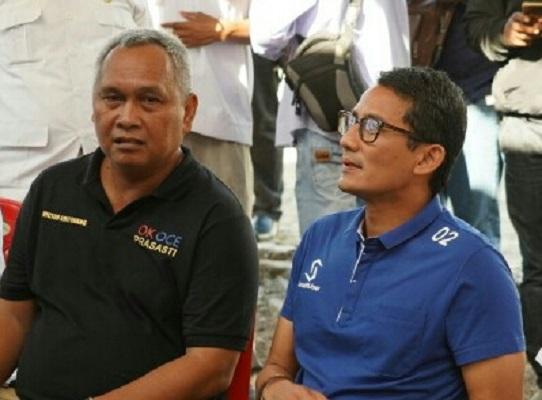 Sandiaga Dialog Tentang Program OK OCE dengan Warga NTT