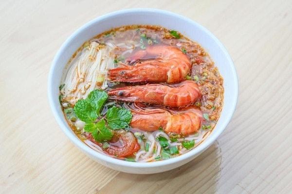 Đến Quy Nhơn ăn gì Bùn tôm Châu Trúc