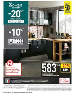 Catalogue Conforama 09 au 05 Juin 2017