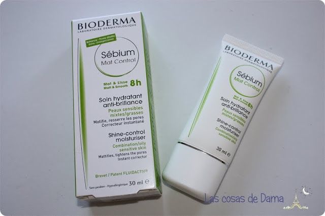 Sébium Mat Control de Bioderma