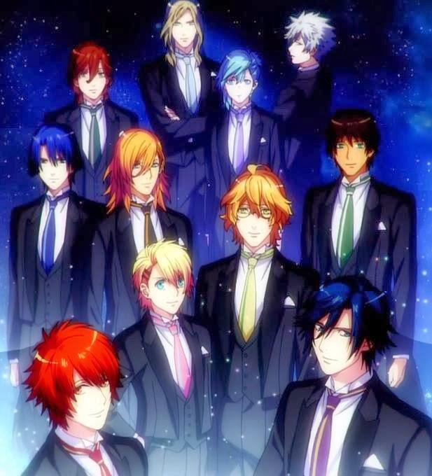 Moonlight Summoners Anime Lyrics Shining Star Xmas