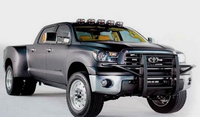 2017 Toyota Tundra Dually Price Dodge Ram Price
