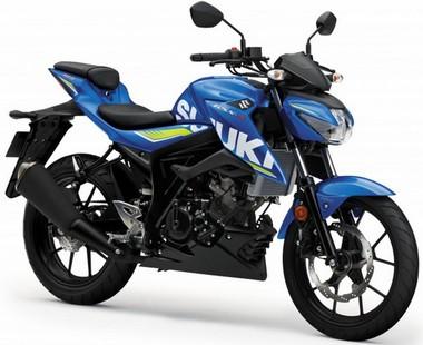 Harga Suzuki GSX S125