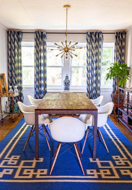 Orc Dining Room Office Reveal Video: Life & Home At 2102: My ORC Faves