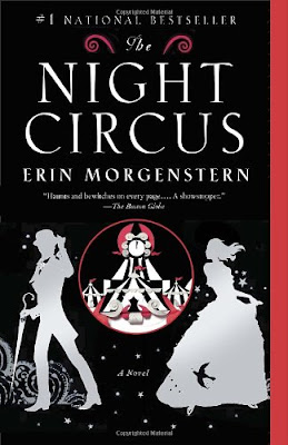 The Night Circus, part of May Reading Roundup