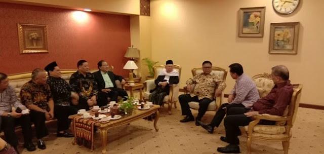 Rizal Ramli Disebut Masuk Kubu Jokowi - Maaruf adalah Hoax!