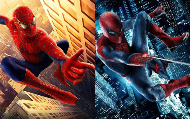 finding the wrong words for a tale of two spider man s
