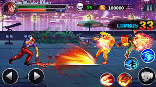 Game Street Fighting V1.0.2 MOD Apk ( Unlimited Money )