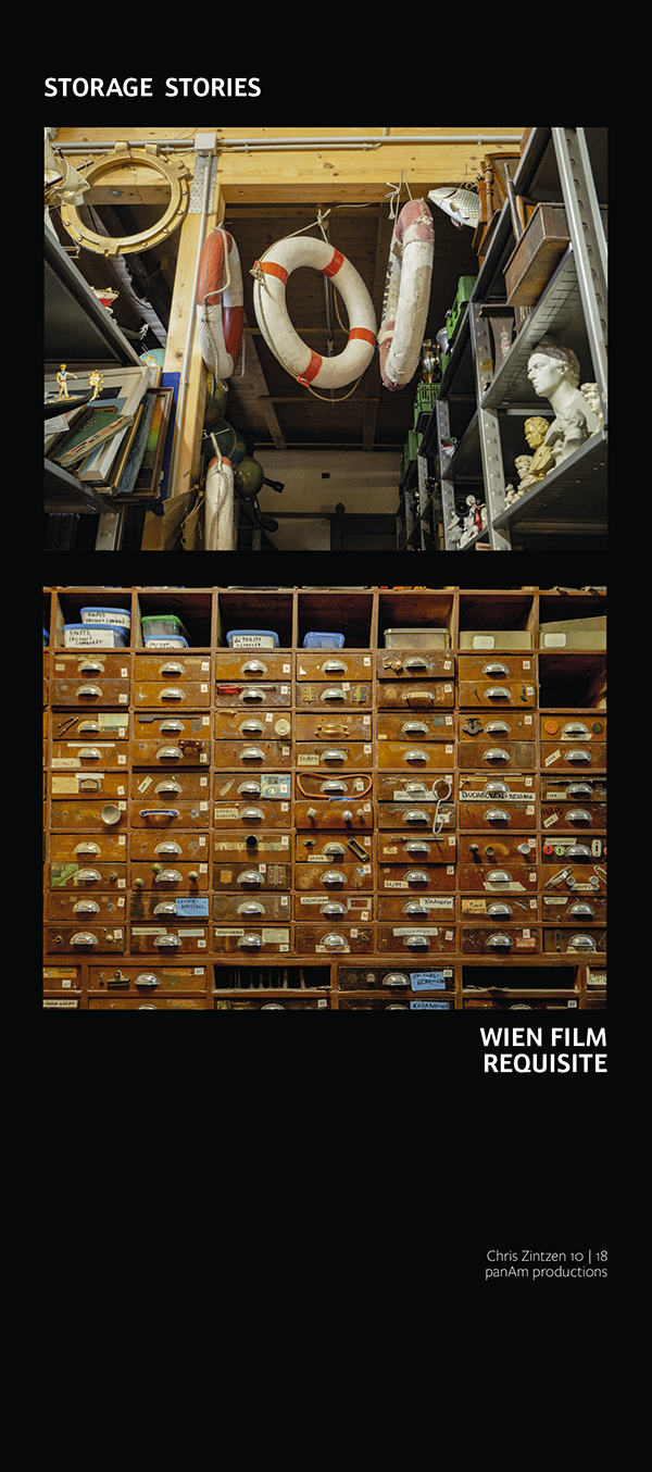 ⦾ Storage Stories ⦾ Chris Zintzen | panAm productions