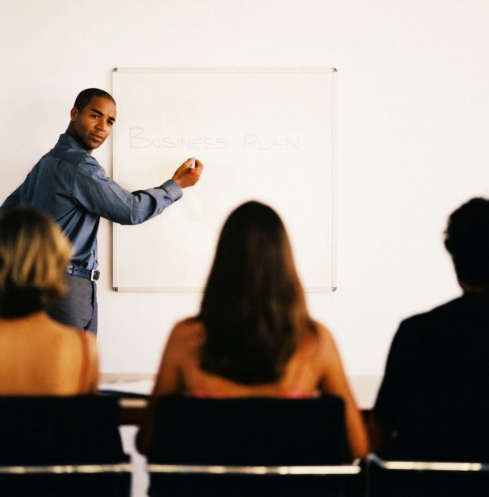 Clases Business Plan