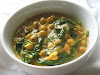 Chickpea and Spinach Coconut Curry
