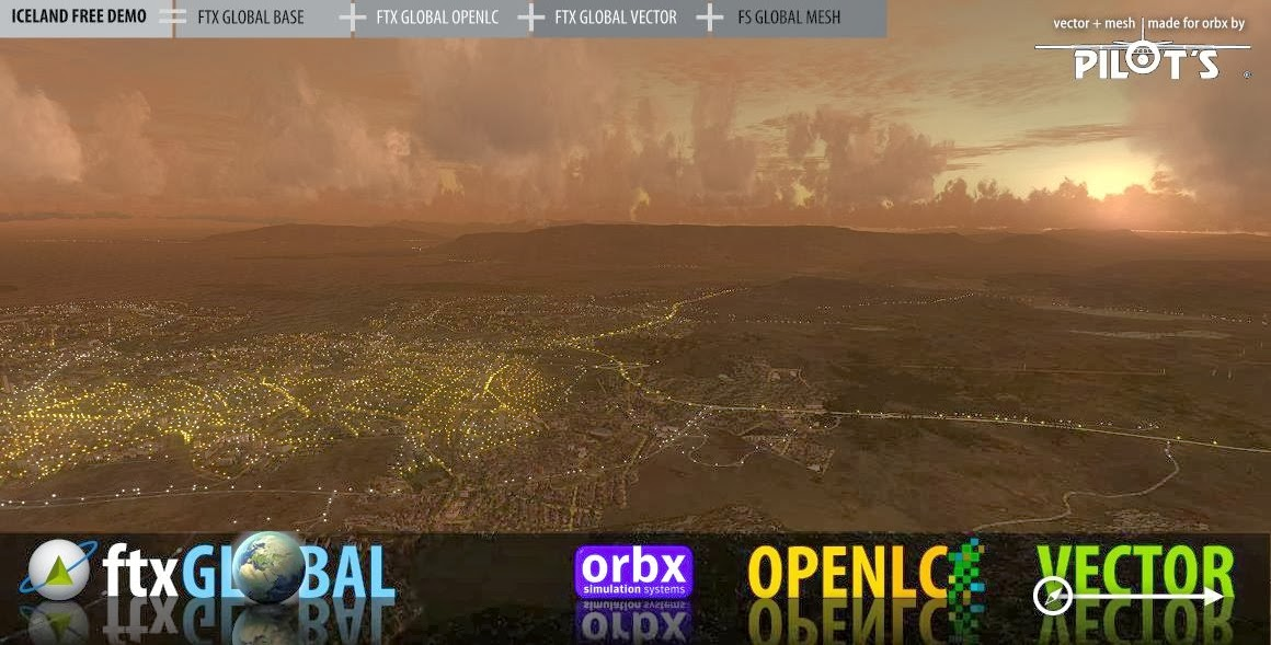 Orbx iceland airports | Having some serious issues with