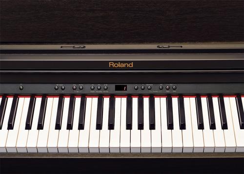 dan Piano dien Roland RP-401R