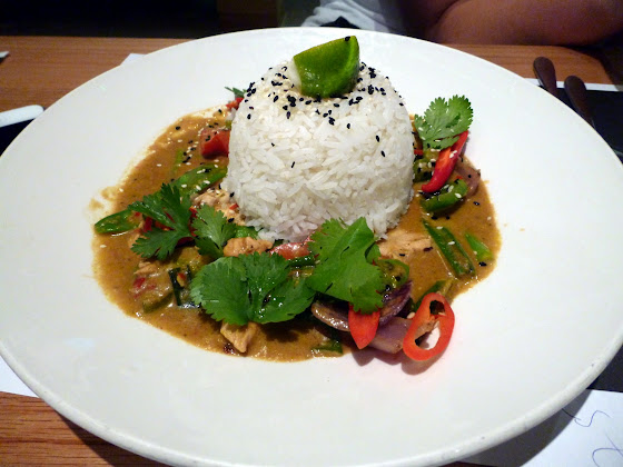 Wagamama Chicken Raisukaree