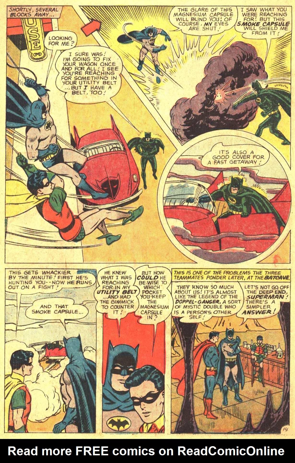 Read online World's Finest Comics comic -  Issue #159 - 18