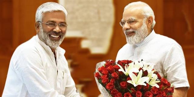BJP: 17 राज्यों के लोकसभा चुनाव प्रभारी घोषित, MP में 2, UP में 3 प्रभारी | NATIONAL NEWS