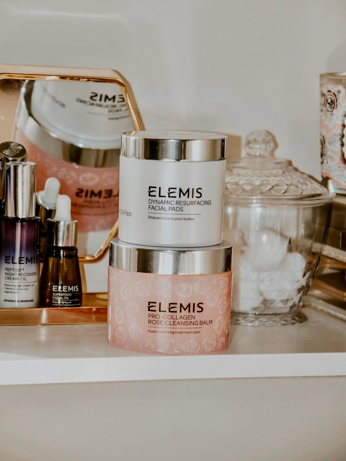 Elemis pro-collagen cleansing balm review