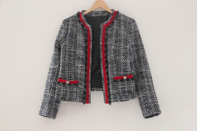 DIY Costura patrones ropa gratis chaqueta mujer