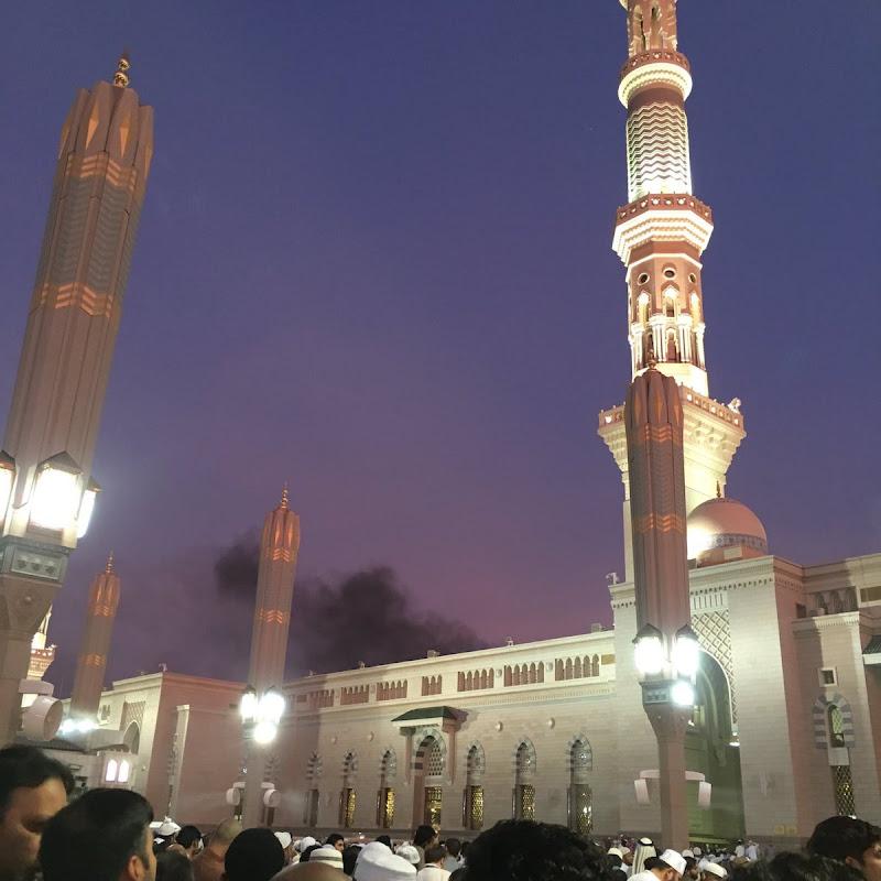 Un attentat à quelques mètres de la mosquée du prophète en Arabie Saoudite.