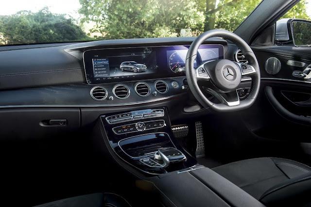 Mercedes E 400 d Estate 2018