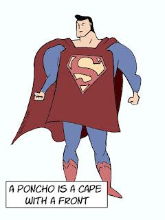 Super Poncho Man