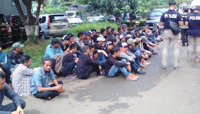Duh.... Dibayar 150 Ribu, Preman Mengaku Relawan Jokowi Kuasai Kampus Trisakti